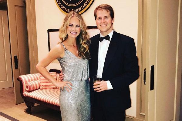 Cameran Eubanks and husband Jason Wimberly