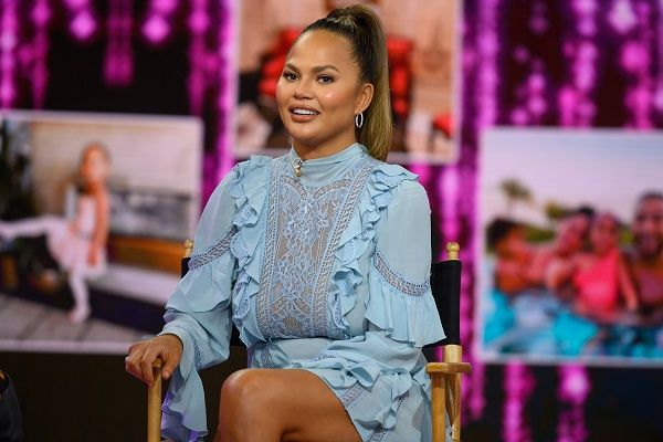 Chrissy Teigen accused of stealing recipes