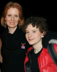 Cynthia Nixon and her parenting of a transgender son Samuel!