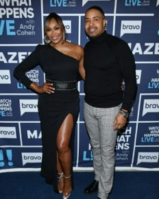 Cynthia Bailey reveals her struggles while self-quarantining with fiance Mike Hill in Los Angeles!
