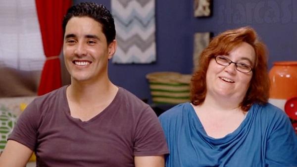Danielle Jbali and ex-husband Mohamed Jbali