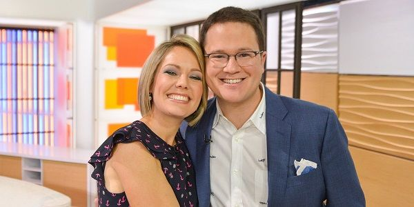 Dylan Dreyer and husband Brian Fichera