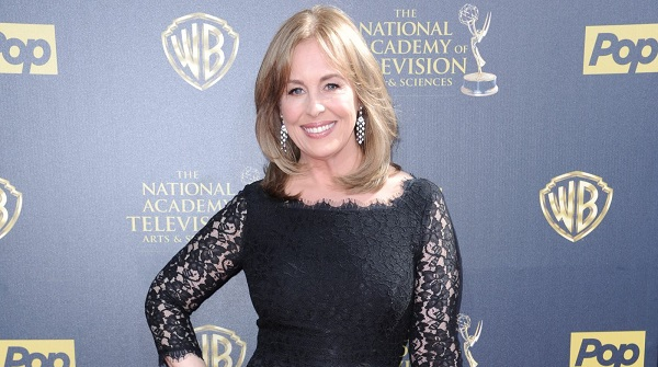 General Hospital actress Genie Francis