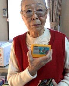 YouTuber Hamako Mori is the oldest video game YouTuber in the world!