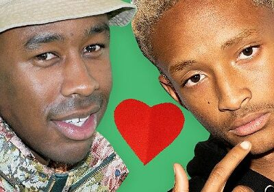 Gay Jaden Smith is in a romantic relationship with Tyler!