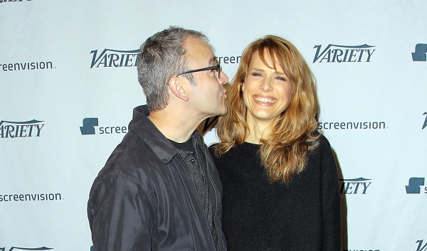 Kevin Seal and Lynn Shelton