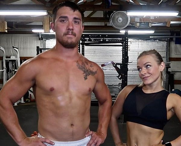 Mackenzie McKee and her husband Josh McKee