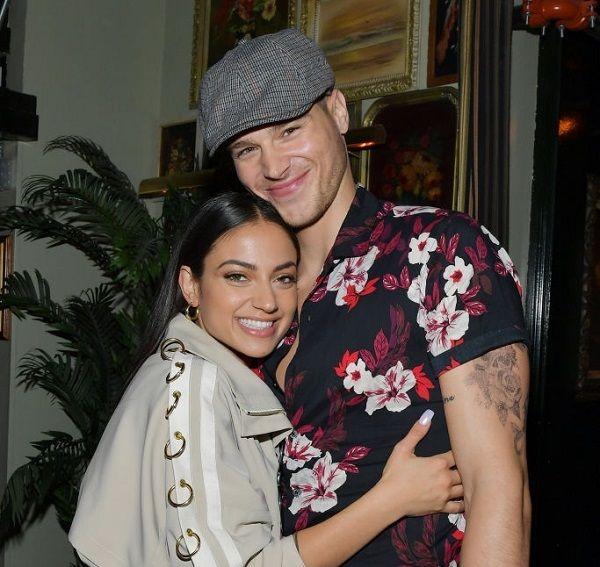 Matthew Noszka and girlfriend Inanna Sarkis