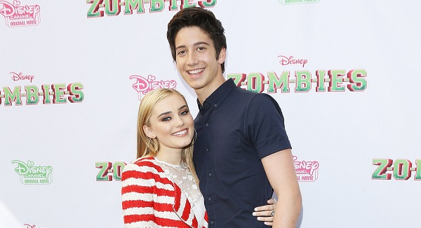 Meg Donnelly and Milo Manheim