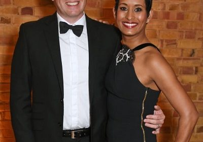 Naga Munchetty mistaken for domestic abuse victim by husband James Haggar! What are her thoughts on that?