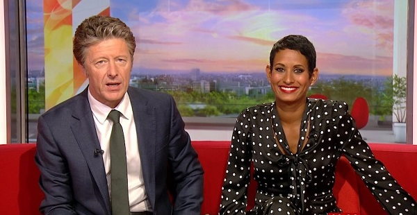 Naga Munchetty colleagues confused her as domestic abuse victim