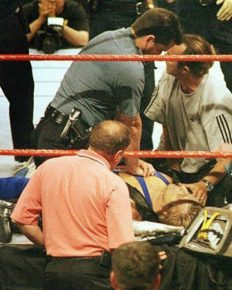 Martha Hart, the widow of late Owen Hart criticizes WWE for their negligence and hand in the tragic death of her husband!