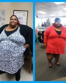 Roshanda Perrio not happy with her weightloss journey! Does her doctor have crush on her?
