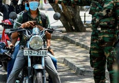 South Asia and the militarized curfews and lockdown for coronavirus pandemic! Was it a fear psychosis?
