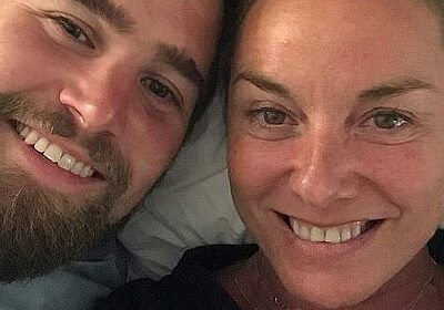 Actress Tamzin Outhwaite is in relationship with a man 21 years younger to her!