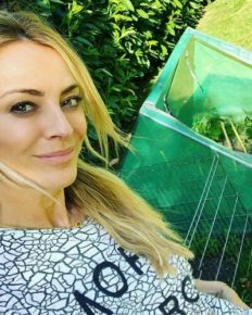 Tess Daly talks of her new experimental project during the coronavirus lockdown!