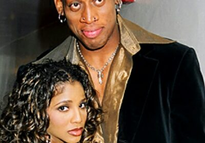 American Singer-songwriter Toni Braxton denies any relationship anytime with NBA star Dennis Rodman!