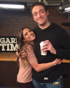 Actor Dan Soder is dating TV anchor Katie Nolan!