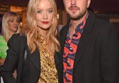Iain Stirling posts sweet wishes and message for fiancee Laura Whitmore on her 35th birthday!