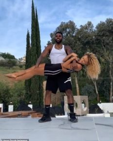 Jason Derulo is dating Jena Frumes who is the ex-girlfriend of Jesse Lingard!