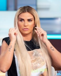 Love At First Swipe dating app has a new celebrity subscriber: supermodel Katie Price!
