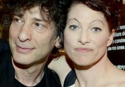 Neil Gaiman and Amanda Palmer have not split!!!