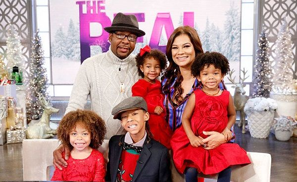 Alicia Etheredge, Bobby Brown and children