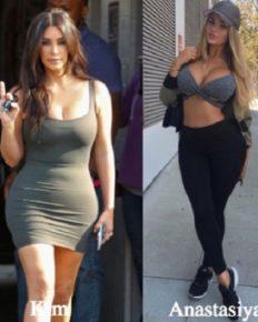 Who is 'Russian Kim Kardashian' Anastasiya Kvitko? Anastasiya trolled for altering her pictures and looking different in real life!