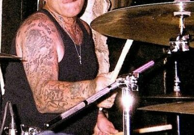 American tattooed drummer Joey Image dies at age 63!