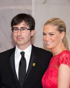 Who is john oliver's wife Kate Norley? 9 interesting facts about the Iraq War veteran Kate