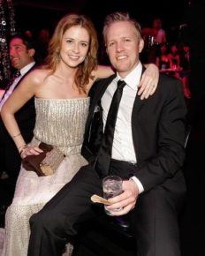 How did Jenna Fischer met husband Lee Kirk! How much is Lee Kirk's net worth?
