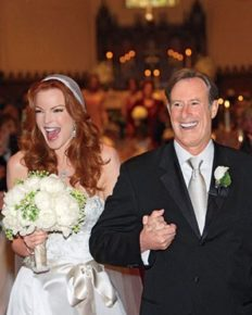 Insight on Tom Mahoney and Marcia Cross's married life! Known about his children, cancer, net worth and biography