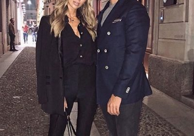 Lauren Pope, former TOWIE star posts a heartwarming post on her Instagram for beau Tony Keterman's birthday!