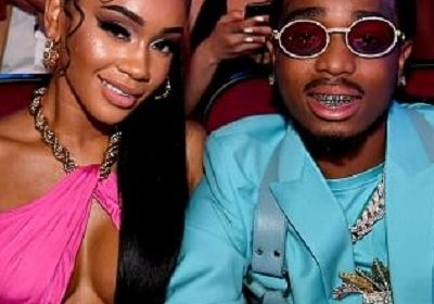 Is musician Saweetie dating Migos artist Quavo?