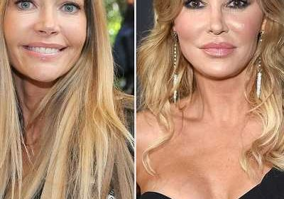 What Is Going On Between RHOBH costars Brandi Glanville And Denise Richards; Glanville Claimes They Spent A Night Together Sharing Some Screenshots!