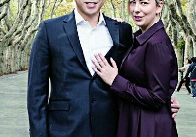 Jessica Rudd and Albert Tse divorce after 13 years of marriage and two children!