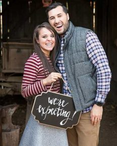 "Jinger Duggar Vuolo And Her Husband Jeremy Vuolo Expecting Their Second Child Together; ""Counting On"" Star Flaunts Her Baby Bump On Instagram!"