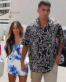 Who is Kiyomi Cook? Marcus Mariota and Kiyomi Cook engaged! When are they getting married?