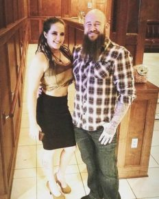 Former WWE Star Sarah Logan Is Expecting Her First Child With Her Husband Raymond Rowe!