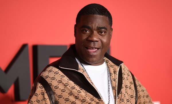 Saturday Night Live star Tracy Morgan