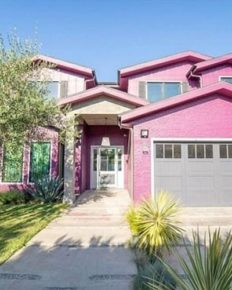 Actress Bella Thorne puts up on market her neon pink-colored eccentric-looking mansion for sale!