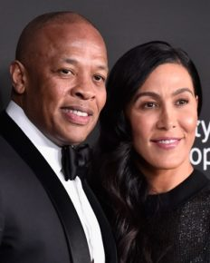 Nicole Young, wife of music producer Dr. Dre files for divorce after 24 years of marriage!