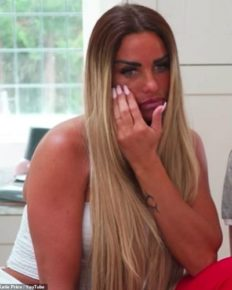 Katie Price and her string of problems-two house break-ins, accidental death of a puppy, and son Harvey's hospitalization!