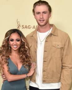 Michael Kopech, baseball pitcher for Chicago White Sox and wife Vanessa Morgan have divorced!