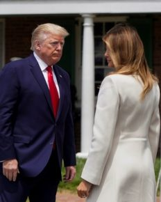 Melania Trump to divorce her husband Donald Trump once he loses Presidential election 2020!