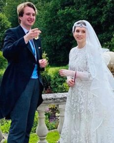 Princess Raiyah of Jordan weds Ned Donovan, journalist from the UK!