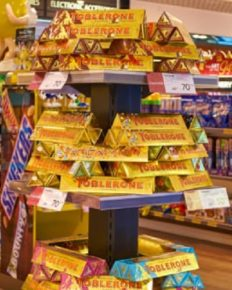 Toblerone: Its history and association with air travel!