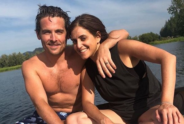 Jaime Feld and Kevin Zegers