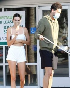 Are Devin booker and Kendall Jenner dating? Know about their date night, relationship, previous love life, and Kendall's net worth