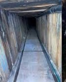 Cross-border tunnel discovered between Mexico and Arizona: the most sophisticated in US history!